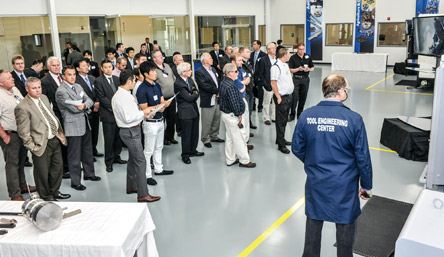 Tool Engineering Center About Us Sumitomo Electric